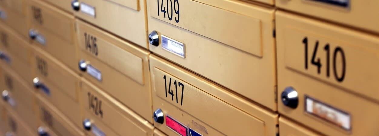 Ouvrir une boite postale pour son entreprise peut souvent s'avérer profitable.