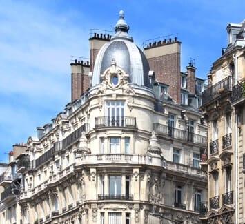 Paris, la ville où la CFE (cotisation foncière des entreprises) est la moins chère de france