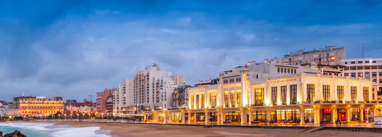 Biarritz : une région dynamique où domicilier son entreprise !