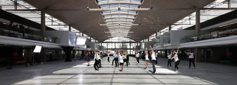SeDomicilier partenaire du plus grand campus de start-ups au monde : Station F