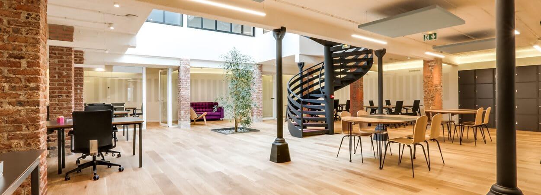 Les centres d'affaires sont idéaux pour domicilier votre entreprise.