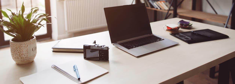 Le bureau virtuel est une solution innovante et pratique.