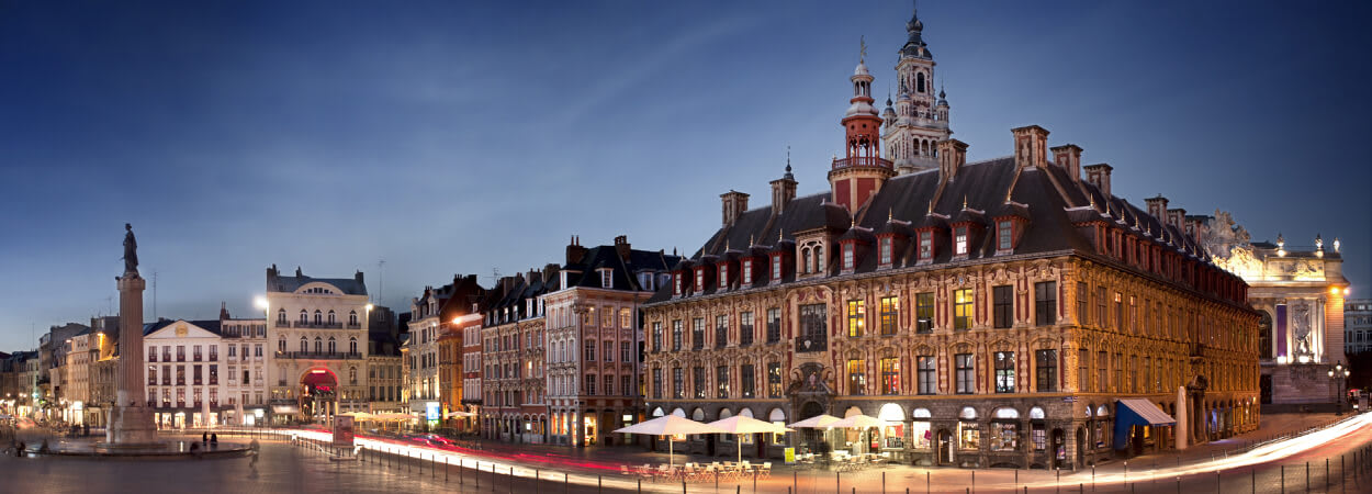 Lille : une ville propice à l'entrepreneuriat