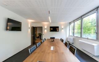 Des salles de réunion pour votre entreprise et vos clients.