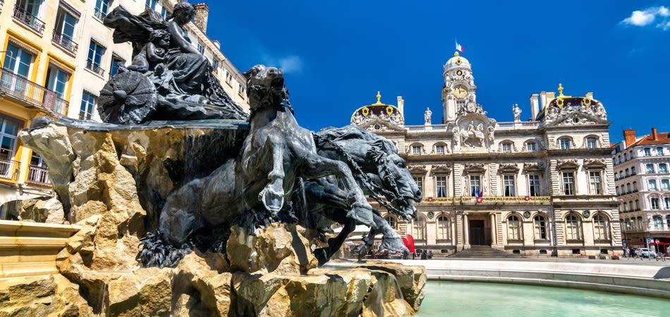 Le siège social de votre entreprise en Lyon.