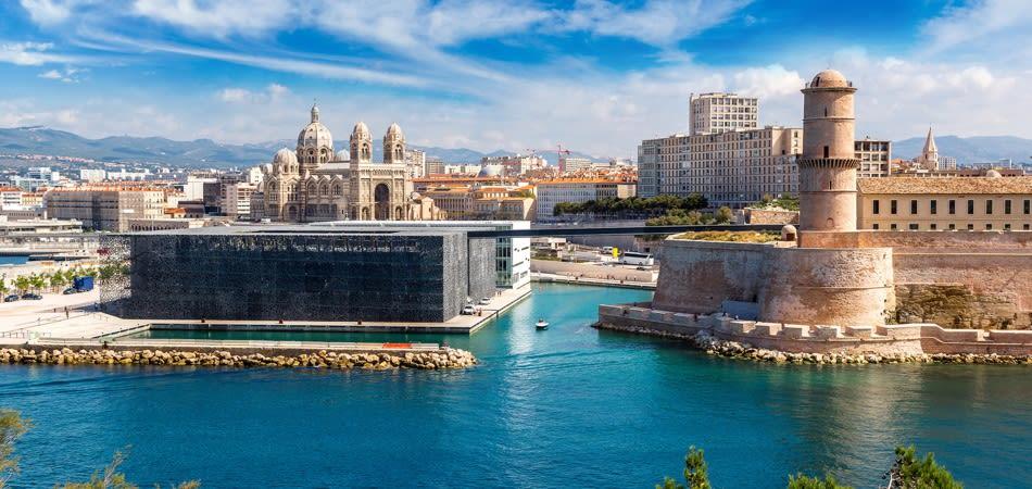Marseille une ville dynamique pour votre entreprise.