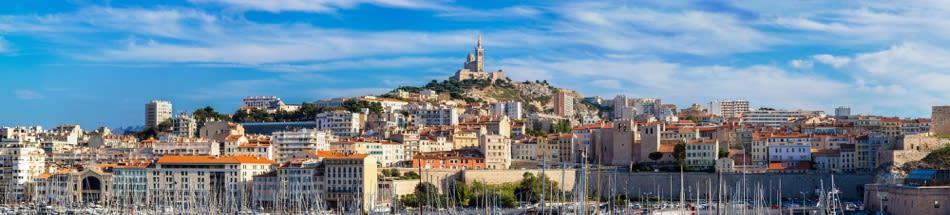 La domiciliation de son entreprise dans un centre d'affaires moderne et équipé à Marseille.