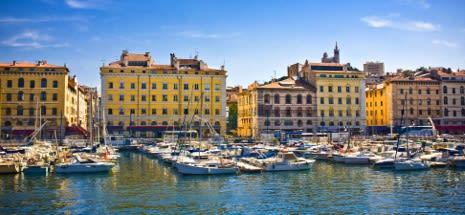 Une adresse de siège social en plein centre de Marseille pour votre entreprise.