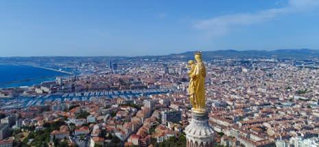 Une adresse siège social en plein coeur de Marseille.