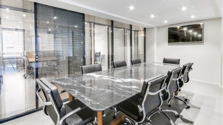 Des salles de réunion équipées et moderne.