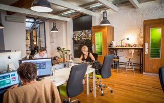 Le siège social de votre entreprise à Toulouse.