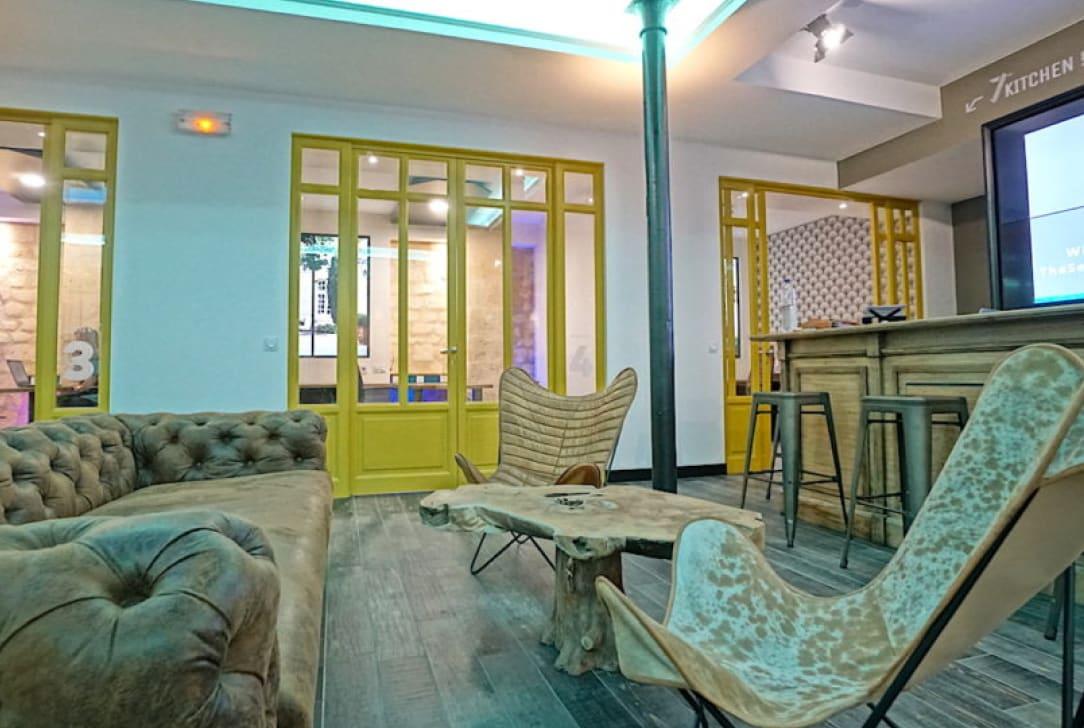 La domiciliation commerciale de votre entreprise à Bordeaux.