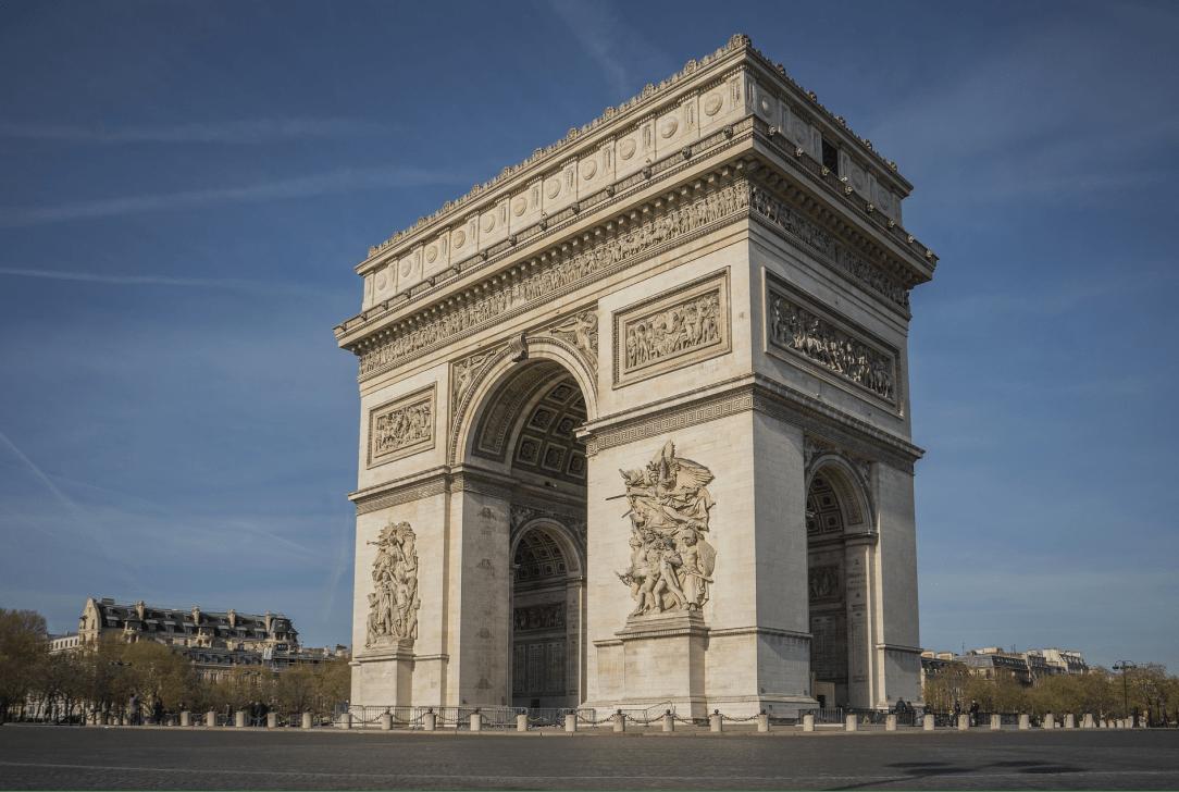 La domiciliation de votre entreprise sur les Champs-Élysées