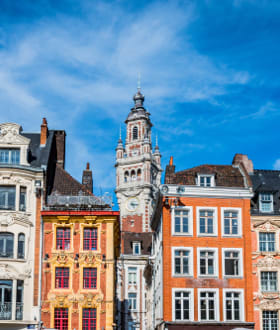 Domiciliez votre entreprise en plein coeur de Lille.