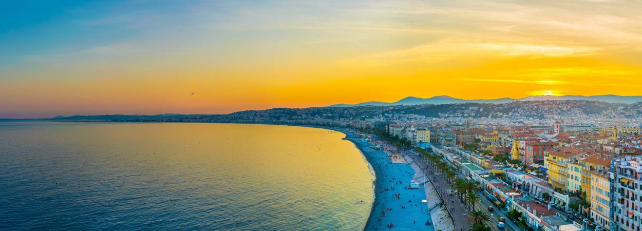 Sophia Antipolis rassemble plus de 2500 entreprises à le pointe de la technologie dans la région de Nice