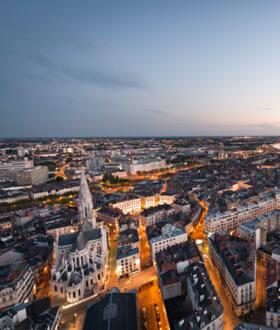 La domiciliation d'entreprise à Nantes en quelques clics.