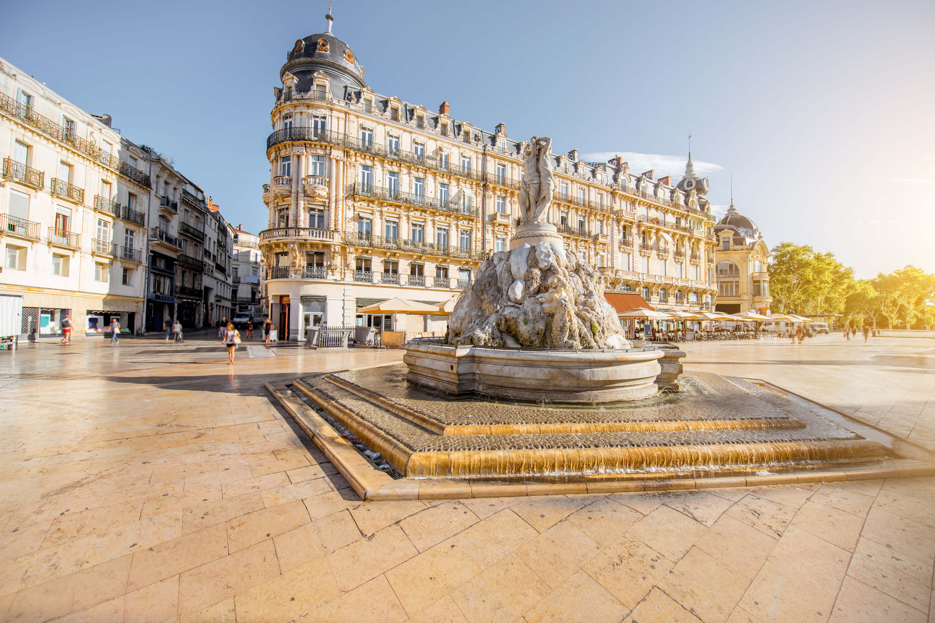 Montpellier figure parmi les villes les plus attractives de France