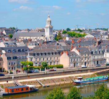 La région Pays de la Loire est un territoire très attractif pour domicilier son entreprise