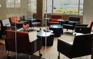 Des salles de réunion pour recevoir vos clients et partenaires