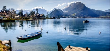 L'attractivité économique est l'une des nombreuses facettes d'Annecy