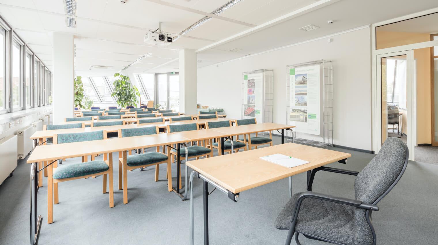 Organisez des réunions dans notre centre d'affaires pour recevoir clients et prospects !