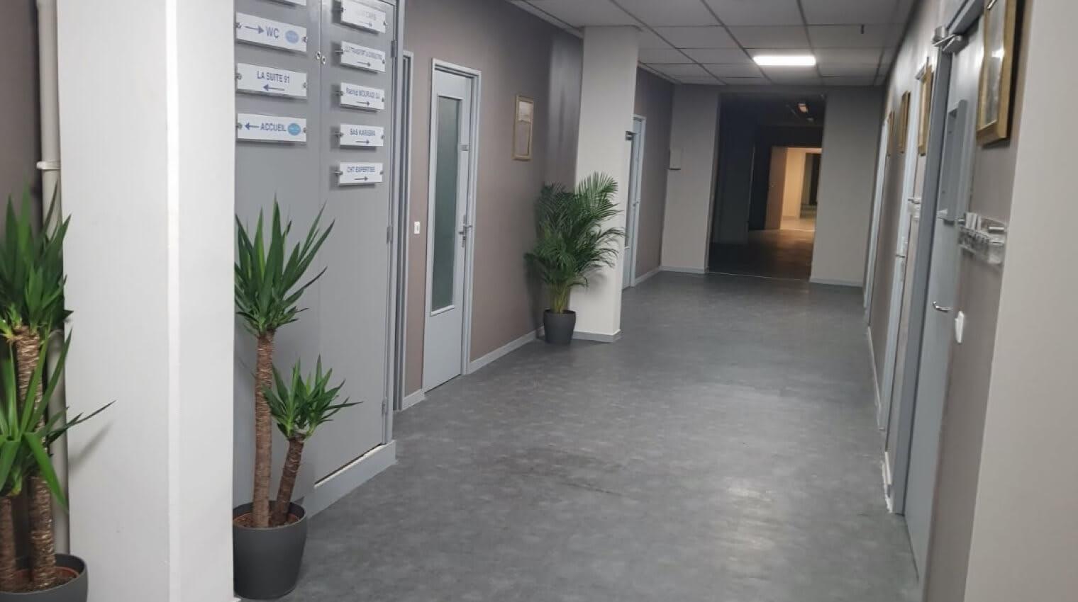 Ce business center d'Île de France est entièrement équipé pour les professionnels !