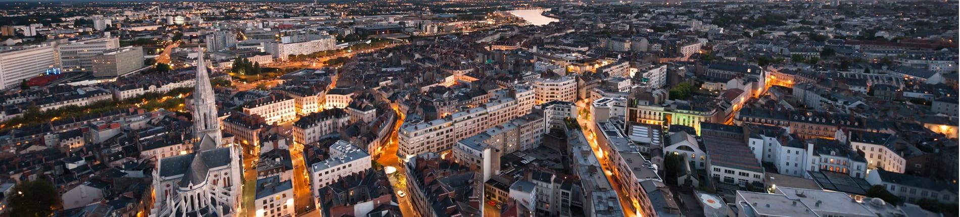 Grâce à la domiciliation en ligne il est possible d'obtenir une adresse de siège social à Nantes.