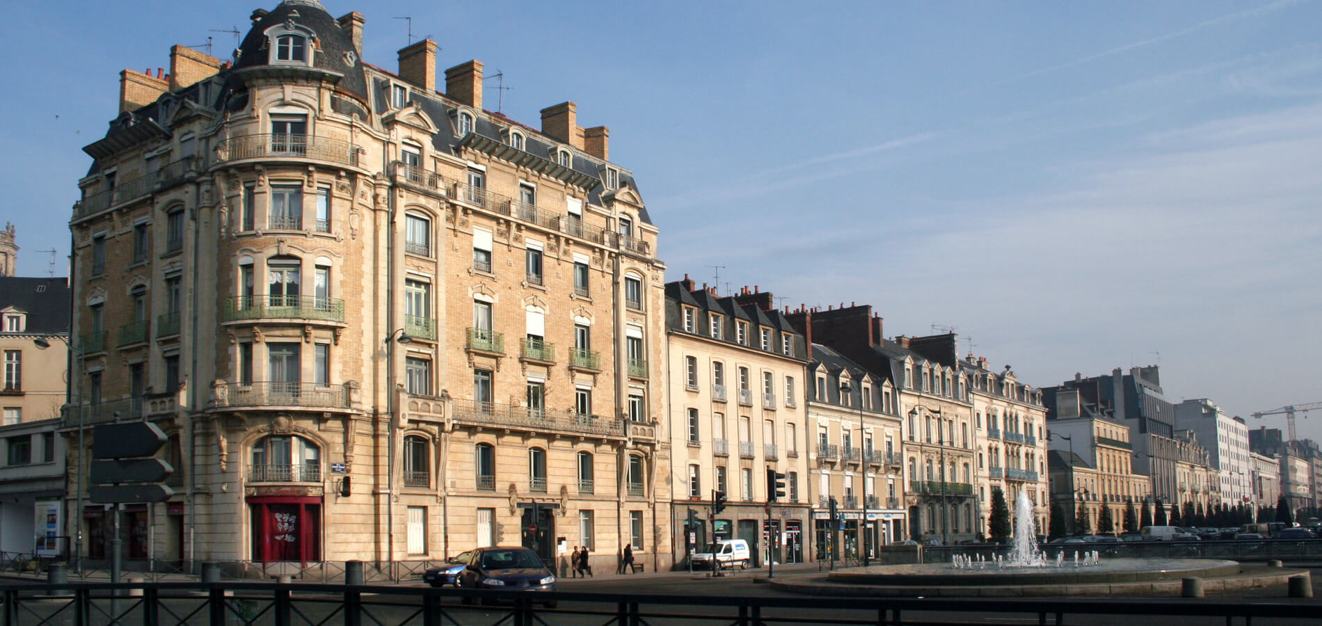 Implantez le siège social de votre entreprise à Rennes.