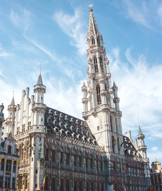 La domiciliation d'entreprise à Bruxelles en quelques clics.