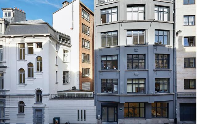 Un centre d'affaires en plein coeur de Bruxelles pour rester à proximité de vos opportunités.