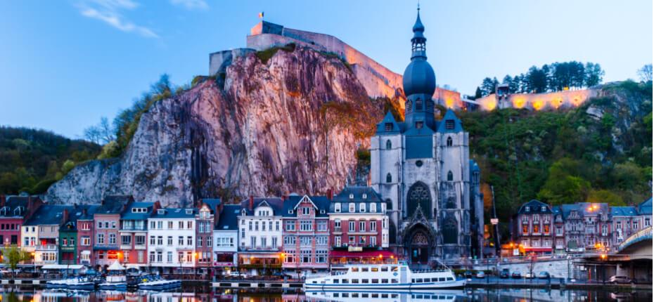 Obtenez un contrat de domiciliation pour votre entreprise en Belgique en quelques minutes.