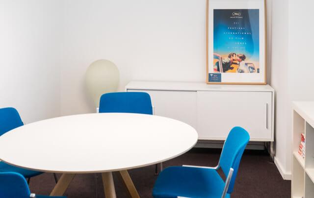 Ce centre d'affaires entièrement équipé devient l'adresse de siège social de votre entreprise.