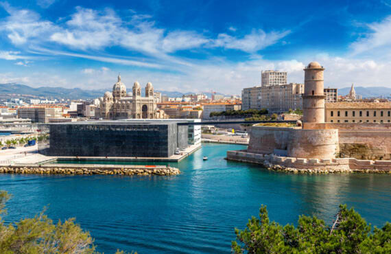 La domiciliation commerciale de votre entreprise à Marseille.