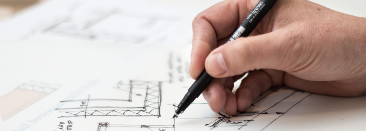 Plusieurs statuts juridiques sont envisageables pour exercer en tant qu'architecte à son compte