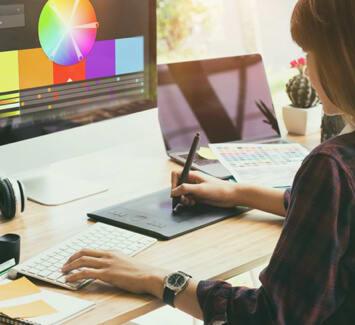 Créer son entreprise et devenir graphiste freelance !