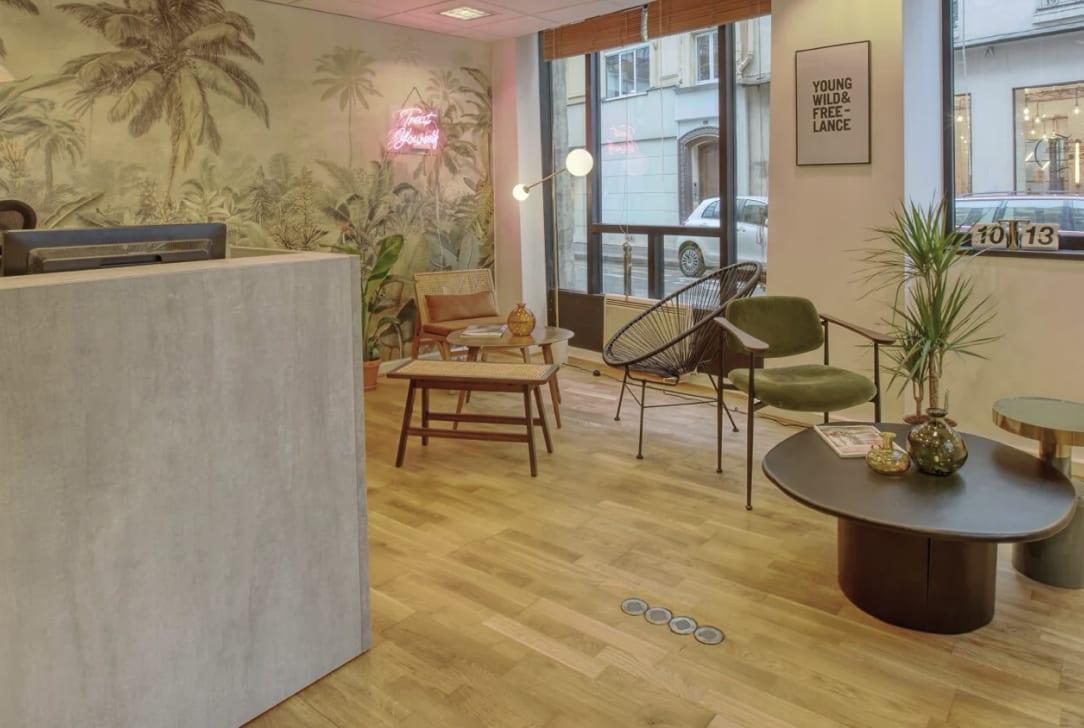 Votre siège social en plein centre de Paris !