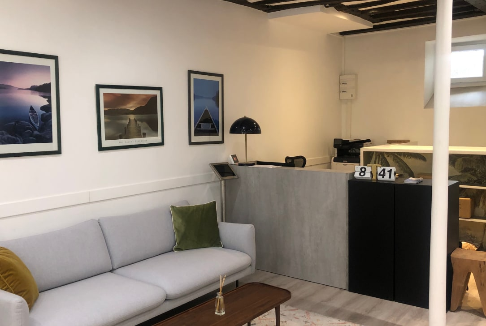 Votre siège social dans le plus beau quartier de Paris.