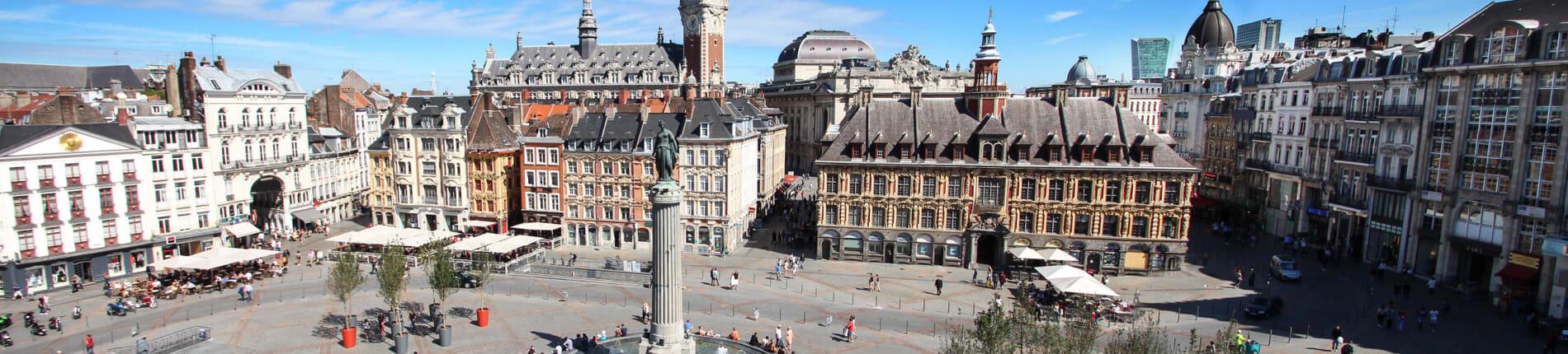 Une adresse au centre de Lille pour votre entreprise