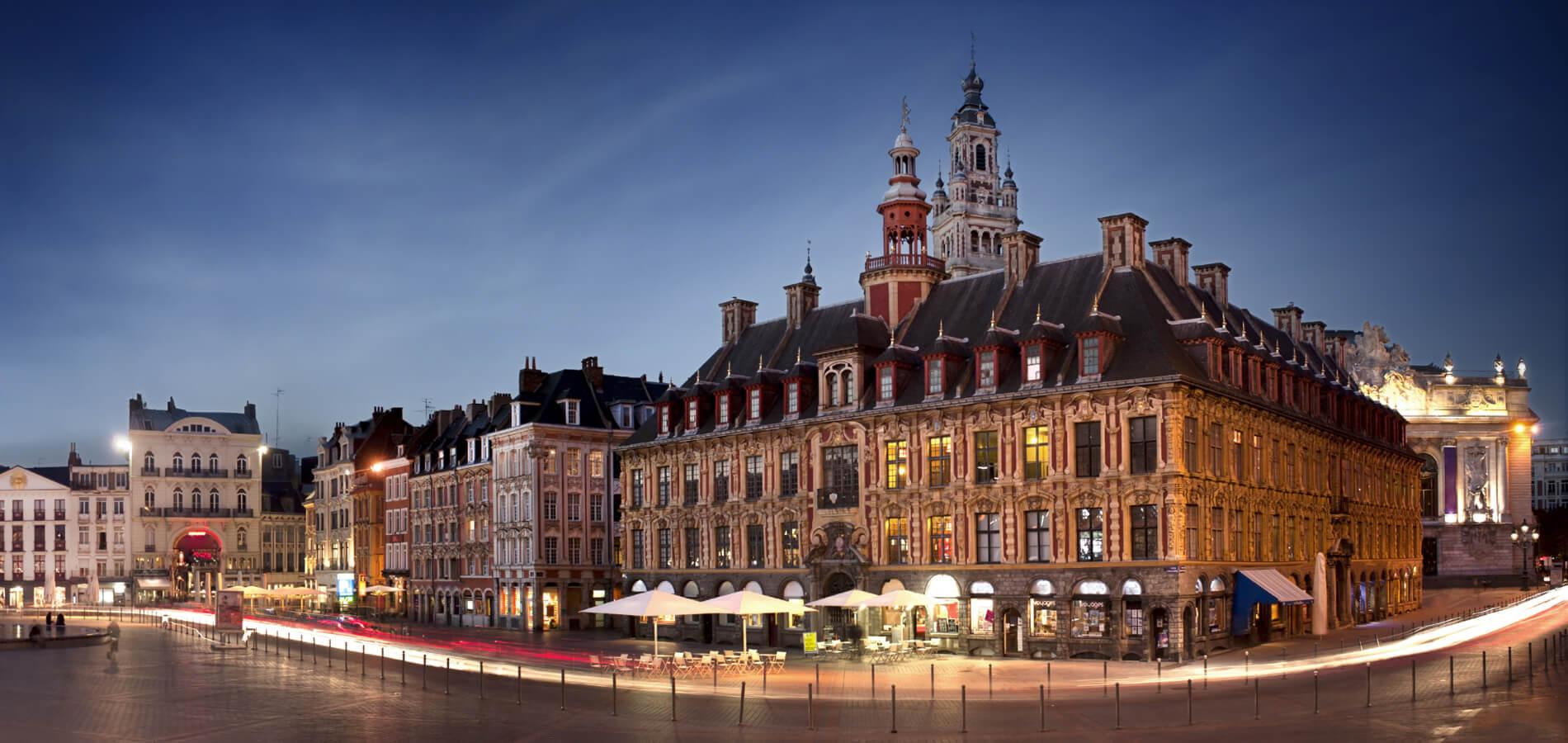 Votre siège social en plein coeur de Lille