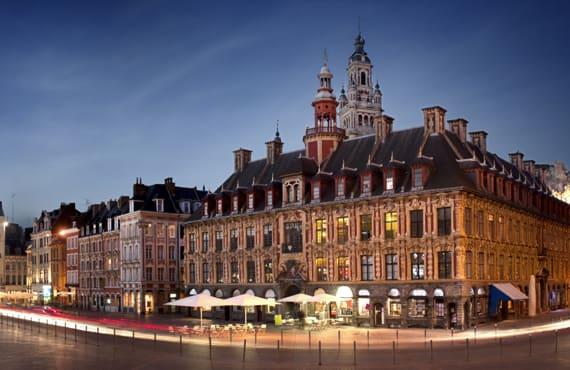 Le siège social de votre entreprise à Lille
