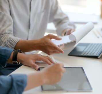 Lors de la création de votre entreprise, l'expert comptable vous indique la forme juridique la plus adaptée