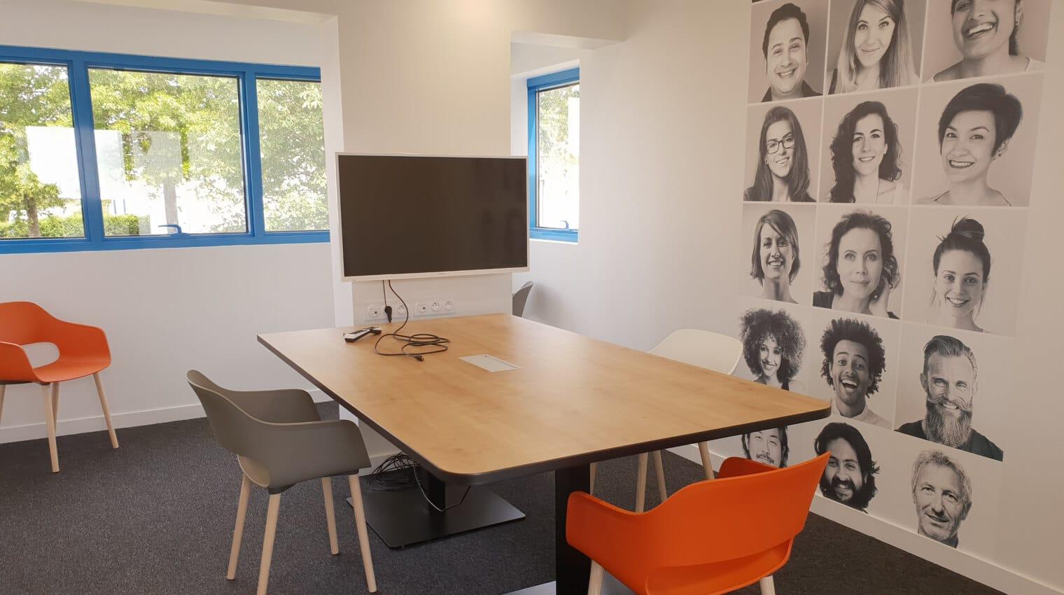Un centre d'affaires tout équipé pour accueillir votre entreprise à Rennes.