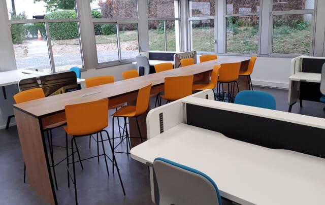 Nous accueillons votre entreprise dans un business center moderne à Rennes.