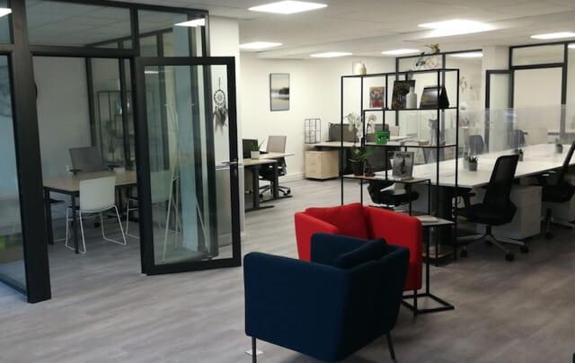 Un business center moderne pour vos rendez-vous professionnels.