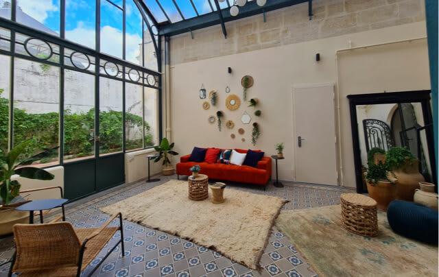 Des espaces cosy pour travailler selon ses préférences.