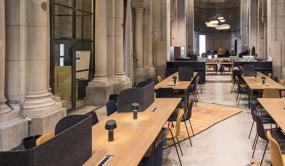 Un centre d'affaires spacieux au coeur de Nantes.