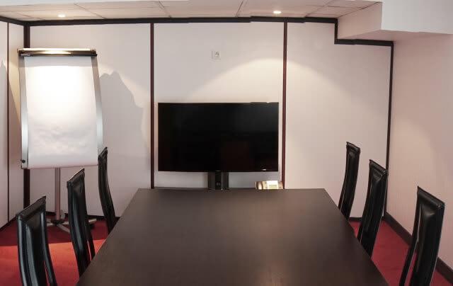 Un centre d'affaires moderne pour vos rendez-vous professionnels.