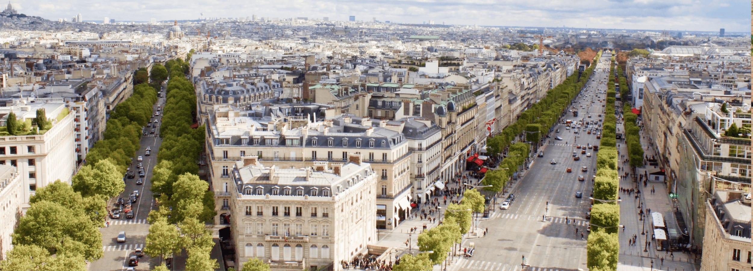 Domicilier son entreprise à Paris accélère le développement de son projet.