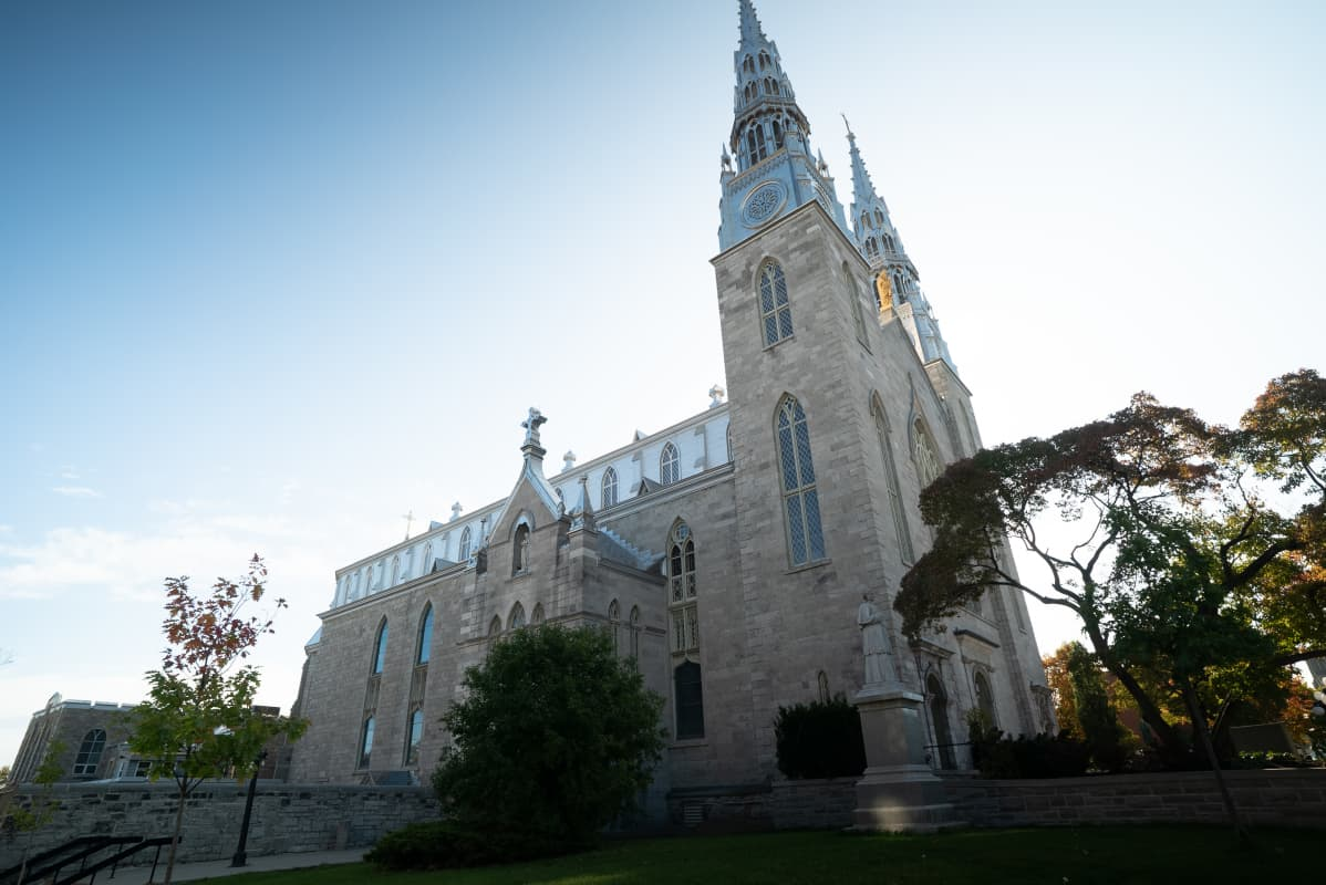 Notre-Dame Cathedral Ottawa
