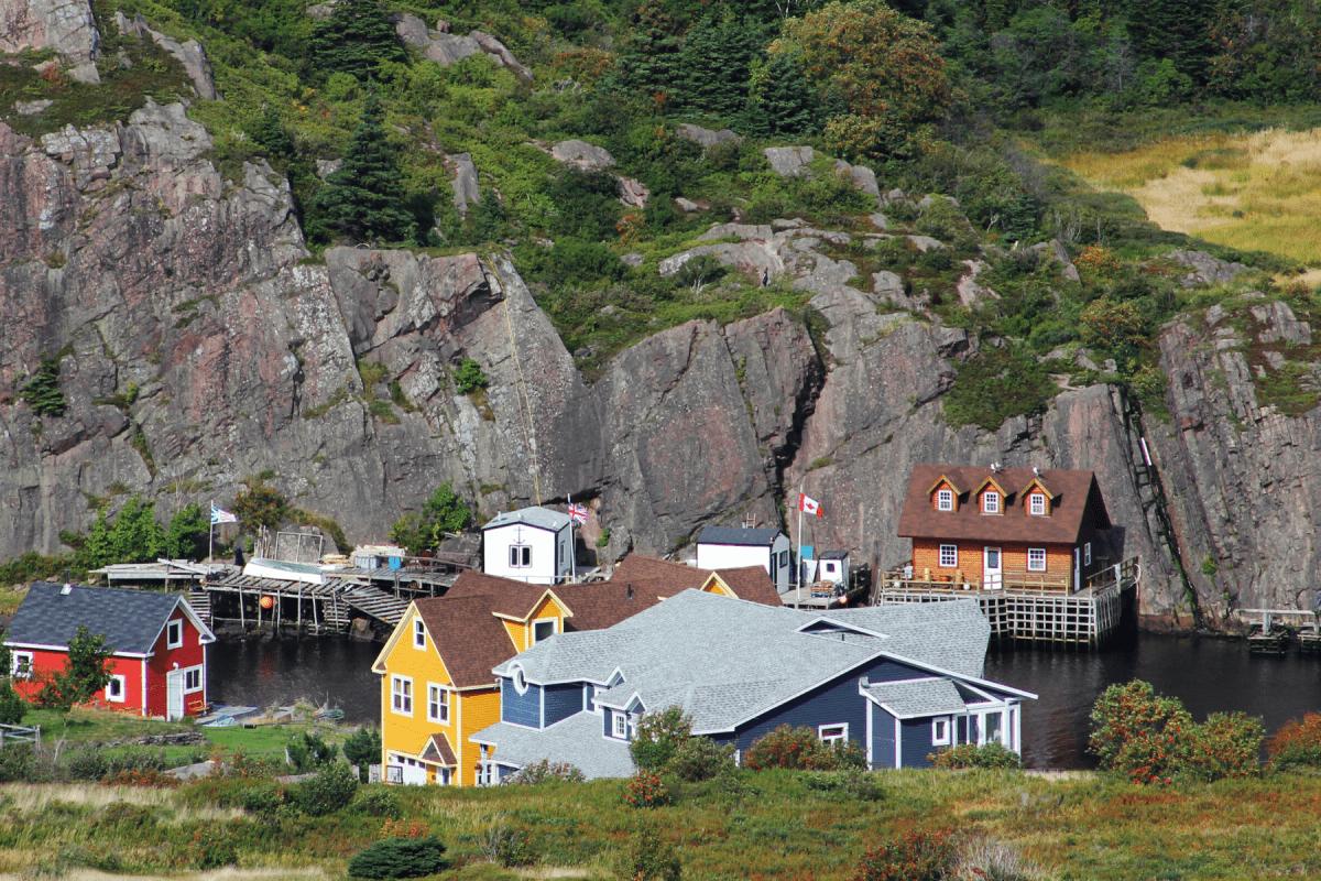 Quidi Vidi Village